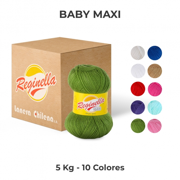Pack Comerciante -Baby Maxi- 5 kg.